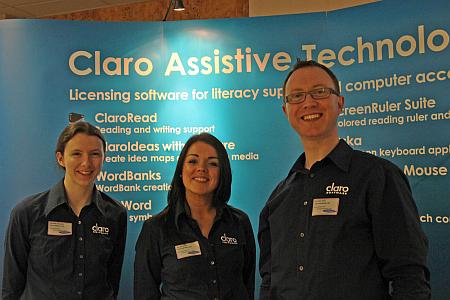 Claro Software at Barry Bennett